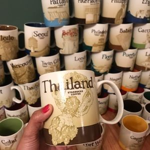 Starbucks Thailand Mug
